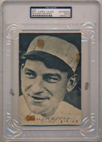 "Larry Lajoie Signed 4x7 Magazine Photo Inscribed ""6-3-53"" (PSA Encapsulated) at PristineAuction.com"