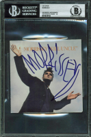 "Morrissey Signed ""Kill Uncle"" CD Album Cover (BGS Encapsulated) at PristineAuction.com"