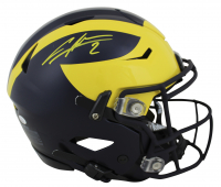 Charles Woodson Signed Michigan Wolverines Full-Size Authentic On-Field SpeedFlex Helmet (JSA COA) at PristineAuction.com