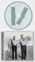 "Tyler Joseph & Josh Dun Signed ""Vessel"" CD (JSA COA) at PristineAuction.com"
