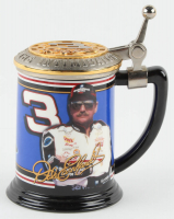 "Dale Earnhardt ""The Intimidator"" Franklin Mint Collector Tankard at PristineAuction.com"