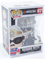 Richard Petty Signed NASCAR #02 Funko Pop! Vinyl Figure (PSA Hologram) at PristineAuction.com