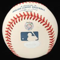 """Jeff Torberg Signed OML Baseball Inscribed """"5/15/73"""" (MLB Hologram & Mounted Memories Hologram) at PristineAuction.com"""