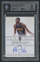 Anthony Davis 2012-13 Panini Flawless Team Panini Autographs #49 RC - #08/10 (BGS 9) at PristineAuction.com