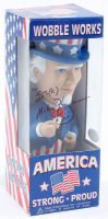 Lieutenant General Michael Flynn Signed Uncle Sam Funko Wobble Works Figure (PSA Hologram) at PristineAuction.com