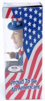 Lieutenant General Michael Flynn Signed Uncle Sam Funko Wobble Works Figure (PSA Hologram) at PristineAuction.com