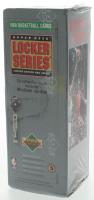 1991 Upper Deck NBA Michael Jordan Locker Series 5 Box with (7) Packs at PristineAuction.com