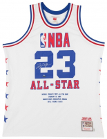 Michael Jordan Signed 1985 NBA All-Star LE Jersey (UDA COA) at PristineAuction.com