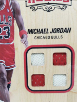 Michael Jordan 2016-17 Upper Deck Supreme Hardcourt NBA 5x7 Relics #NBARMJ at PristineAuction.com