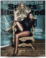 "Serena Williams Signed ""Sportsperson Of The Year"" 16x20 LE Photo (UDA COA) at PristineAuction.com"