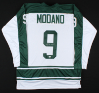 Mike Modano Signed Jersey (JSA Hologram) at PristineAuction.com