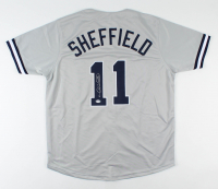 Gary Sheffield Signed Jersey (PSA COA) at PristineAuction.com