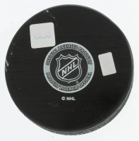 Lanny McDonald Signed Maple Leafs Logo Hockey Puck (COJO COA) at PristineAuction.com