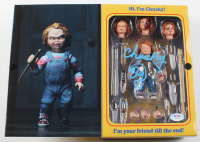 """Ed Gale Signed Good Guys """"Chucky"""" Toy Inscribed """"Chucky"""" (PSA COA) at PristineAuction.com"""