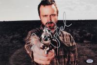 "Aaron Paul Signed ""Breaking Bad"" 10x15 Photo (PSA COA) at PristineAuction.com"