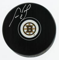Cam Neely Signed Bruins Logo Hockey Puck (COJO COA & Frozen Pond Hologram) at PristineAuction.com