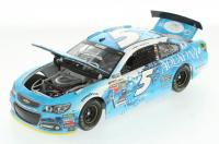 Kasey Kahne Signed LE NASCAR #5 Aquafina 2015 SS - 1:24 Scale Die Cast Car (JSA COA) at PristineAuction.com