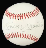 Mickey Mantle Signed OML Baseball (JSA ALOA) at PristineAuction.com