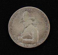 1920 Pilgrim Tercentenary Silver Commemorative Half Dollar at PristineAuction.com