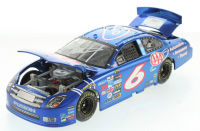 Mark Martin Signed #6 AAA 2006 Fusion NASCAR 1:24 Die-Cast Scale Stock Car (JSA COA) at PristineAuction.com