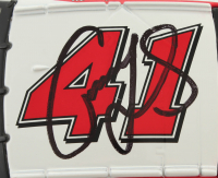 Casey Mears Signed LE NASCAR #41 Target 2004 Intrepid SS 1:24 Scale Die Cast Car (JSA COA) at PristineAuction.com