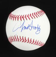 John Smoltz Signed OML Baseball (PSA COA) at PristineAuction.com
