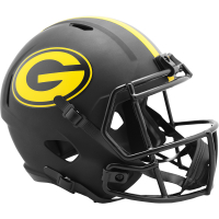 Packers Full-Size Eclipse Alternate Speed Helmet at PristineAuction.com