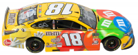 Kyle Busch Signed NASCAR #18 M&M's 2018 Camry - ISM Raceway Win - 1:24 Premium Action Diecast Car (PA Hologram & Beckett COA) at PristineAuction.com