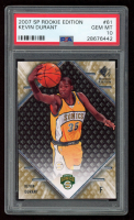 Kevin Durant 2007-08 SP Rookie Edition #61 RC (PSA 10) at PristineAuction.com