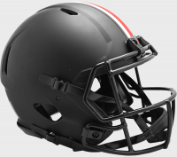Ohio State Buckeyes Full-Size Eclipse Alternate Speed Helmet at PristineAuction.com