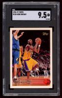 Kobe Bryant 1996-97 Topps #138 RC (SGC 9.5) at PristineAuction.com