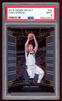 Luka Doncic 2018-19 Select #25 RC (PSA 9) at PristineAuction.com
