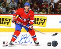 Saku Koivu Signed Canadiens 8x10 Photo (COJO COA) at PristineAuction.com