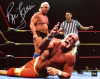 Rick Flair Signed WWE 8x10 Photo (COJO COA) at PristineAuction.com