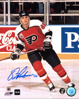 Eric Lindros Signed Flyers 8x10 Photo (COJO COA & Frozen Pond Hologram) at PristineAuction.com