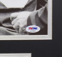 Pele Signed 16x20 Custom Framed Photo Display (PSA COA) at PristineAuction.com