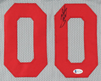 Dustin Diamond Signed Jersey (Beckett COA) at PristineAuction.com