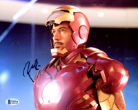 "Robert Downey Jr. Signed ""Iron Man "" 8x10 Photo (Beckett COA) at PristineAuction.com"