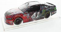 Kurt Busch LE #41 HAAS Automation - Monster Energy Daytona Win 2017 Fusion 1:24 Scale Die Cast Car at PristineAuction.com