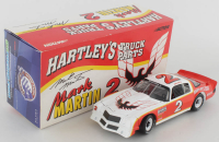 Mark Martin LE #2 Hartley's Truck Parts 1979 Camaro 1:24 Scale Diecast Car at PristineAuction.com