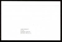 Jaime Pressly Signed 4x6 Index Card (JSA COA) at PristineAuction.com