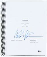 "Charlie Sheen Signed ""Major League"" Movie Script (Beckett COA) at PristineAuction.com"