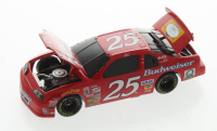 Ricky Craven Signed LE #25 Budweiser 1997 Monte Carlo 1:24 Scale Die Cast Car (JSA COA) at PristineAuction.com