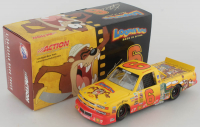 Kevin Harvick LE #6 Looney Tunes 2003 Chevrolet Race Truck 1:24 Scale Diecast Car at PristineAuction.com