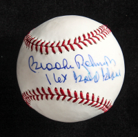 "Brooks Robinson Signed OML Baseball Inscribed ""16x Gold Glove"" (JSA COA) at PristineAuction.com"