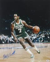 "Nate ""Tiny"" Archibald Signed Celtics 16x20 Photo (PSA COA) at PristineAuction.com"