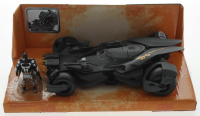 Ben Affleck Signed Batman Justice League Metals Die Cast 1:24 Batmobile (Beckett COA) at PristineAuction.com