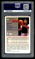 Tim Duncan 1997-98 Topps #115 RC (PSA Authentic) at PristineAuction.com