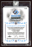 Larry Bird 2019 Leaf Industry Summit Autograph - #1/1 at PristineAuction.com