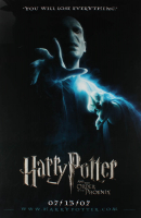 """""""Harry Potter and the Order of the Phoenix"""" 27x40 Character Teaser Movie Poster at PristineAuction.com"""